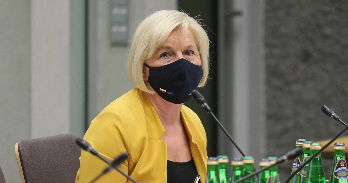 Lidia Staroń twierdzi, że Jarosław Gowin wykorzystał ją do ...