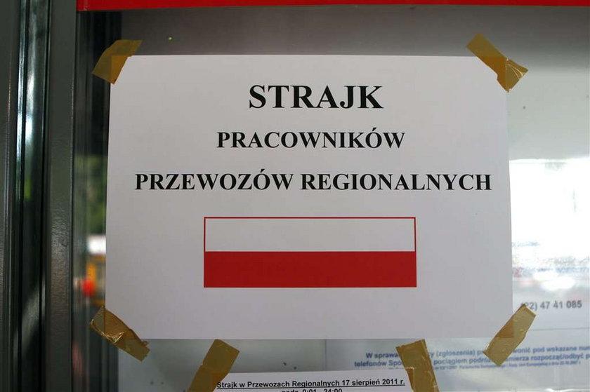 Kolejarze podjęli decyzję w sprawie strajku
