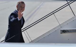 Prezydent Duda: Polityka 'otwartych drzwi' zadaniem Europy Środkowej