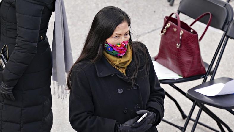 Deb Haaland, pierwsza w historii przedstawicielka rdzennych Amerykanów w gabinecie prezydenta