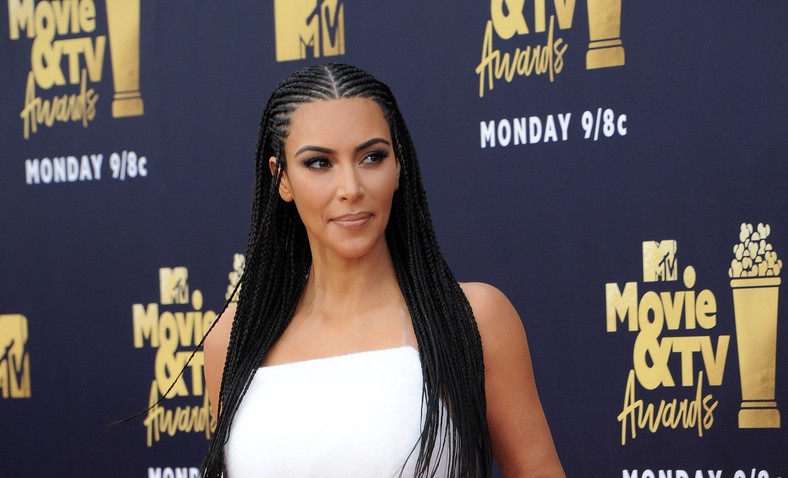 Kim Kardashian referred to OJ Simpson