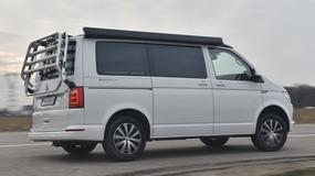 Volkswagen California Beach – kamper w wersji light | TEST