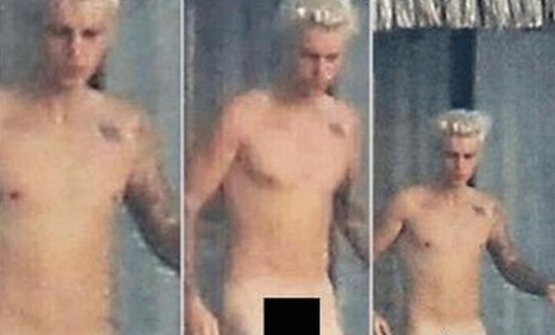 Nacktbilder Von Justin Bieber Auf Instagram Von Selena Gomez