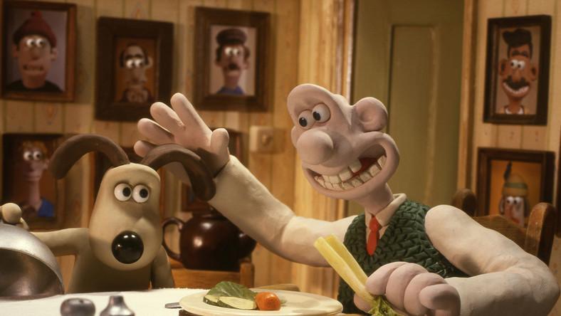 Wallace & Gromit już na DVD