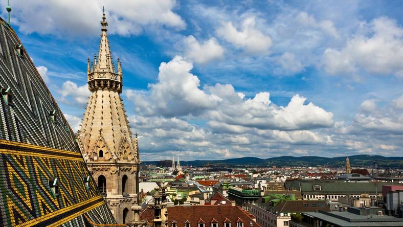 Stolica Austrii - Wiedeń
