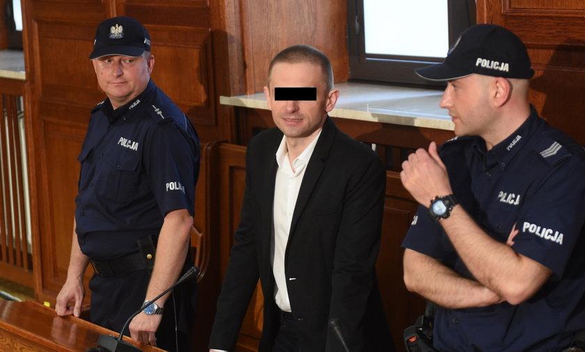 Marcin P. chciał pogrążyć dziennikarzy. Padły nazwiska