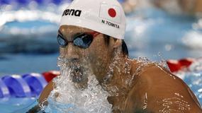 Pływak zawieszony na prawie półtora roku za kradzież kamery