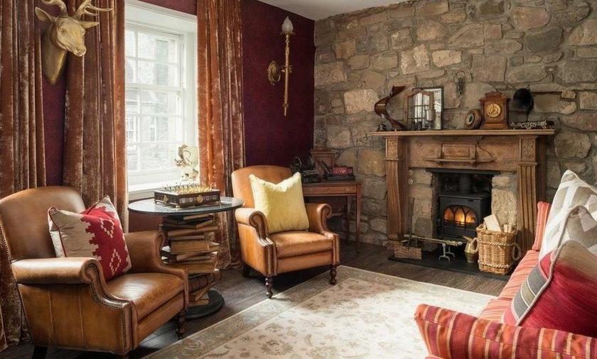 W Edynburgu  można wynająć mieszkanie Harry'ego Pottera