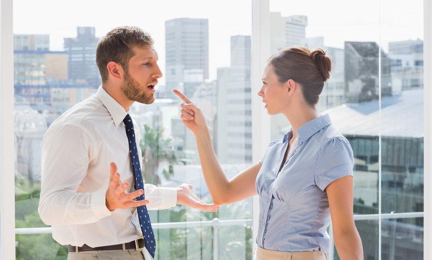 Współpracownicy potrafią nieźle dać w kość