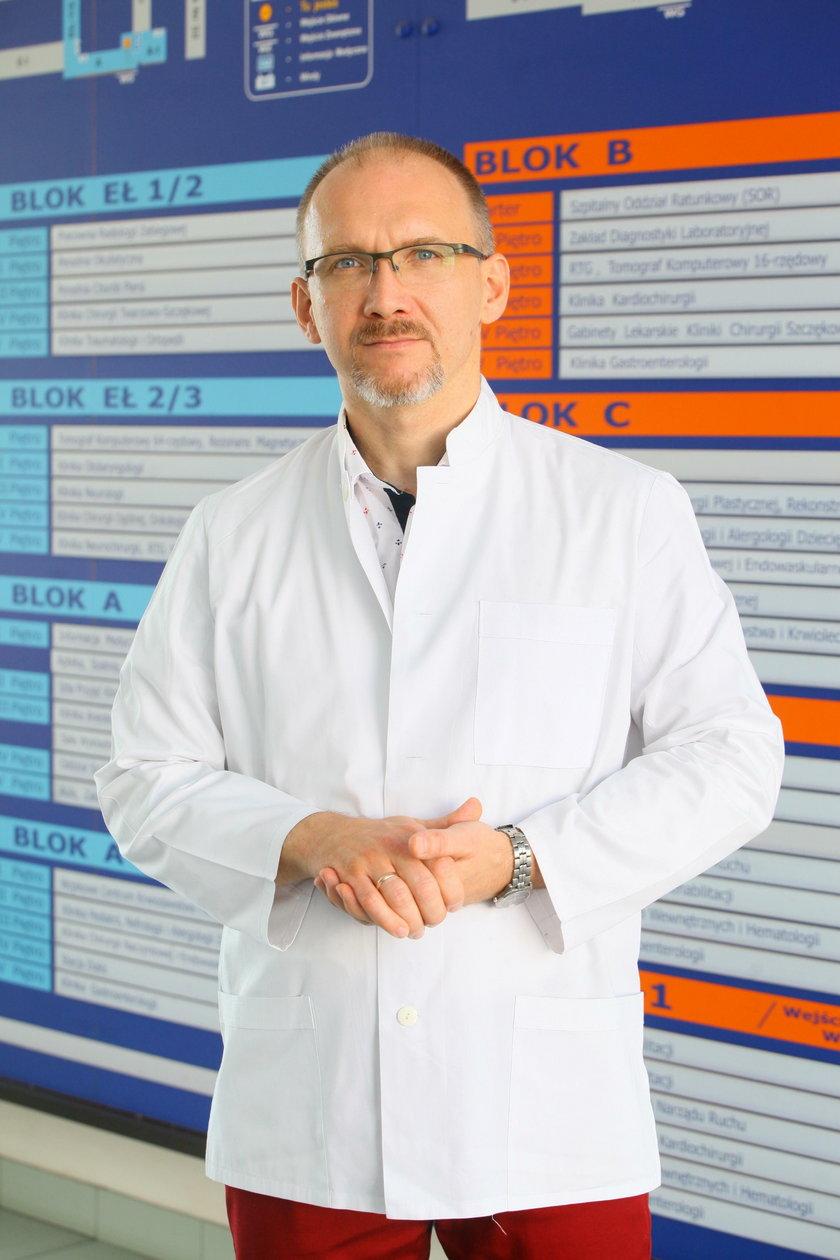 Są twarde dowody na to, że zanieczyszczenia powietrza szkodzą – mówi dr Piotr Dąbrowiecki.