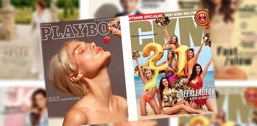 Playboy i CKM znikają z Polski! Zaskakująca decyzja wydawcy