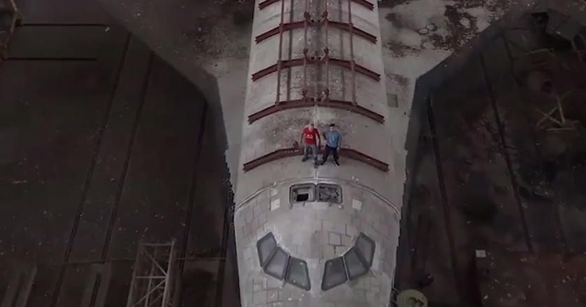 BI: Tak wygląda opuszczona rosyjska baza wojskowa z kosmicznymi wahadłowcami