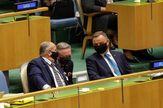 Duda: Administracja Bidena ma bardziej pilne problemy niż relacje z Polską