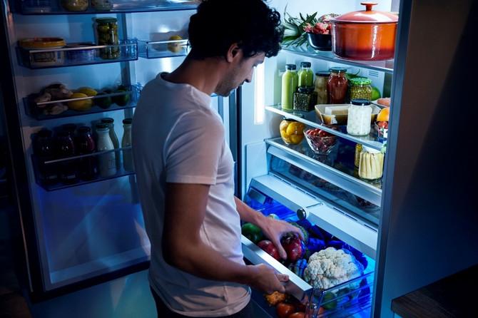 Frižider sa dva odvojena sistema za hlađenje