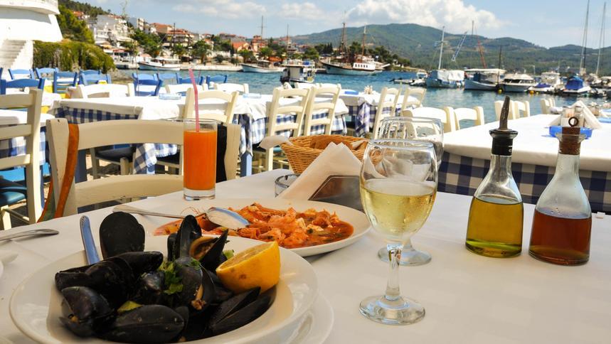 Grecja Turyści Dostali Gigantyczny Rachunek Restauracja