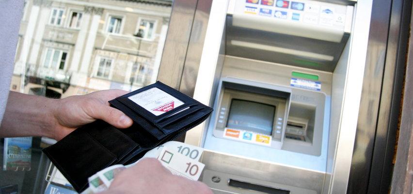 Bankomat będzie barwił banknoty. Nowe zabezpieczenia przed kradzieżami