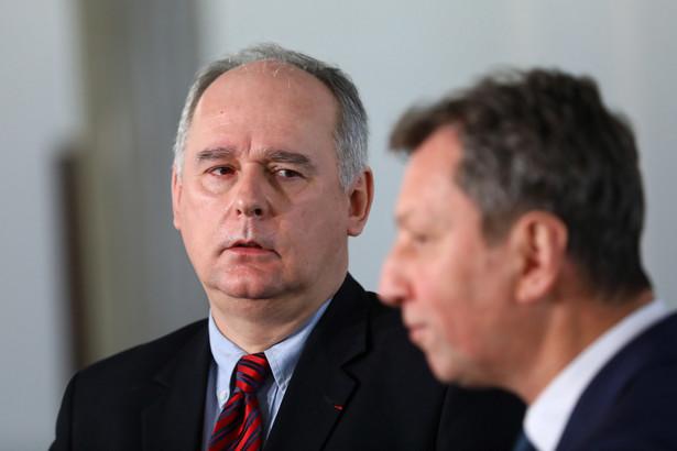 Paweł Zalewski, Andrzej Halicki