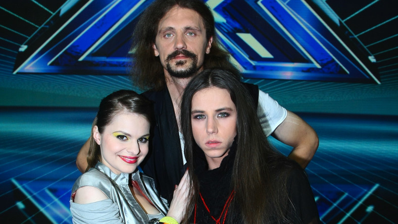 "Finaliści ""X-Factor"": Ada, Gienek i Michał"