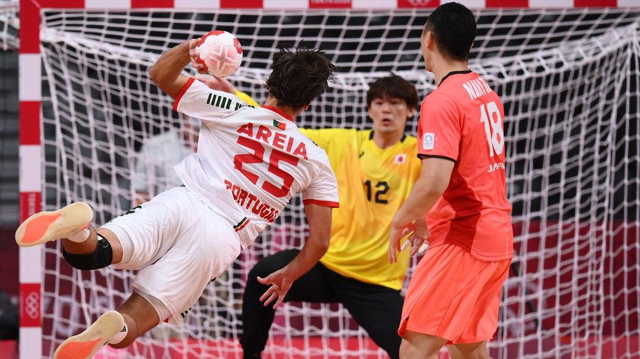 IO 2020: Portugalia przegrała z Japonią i odpadła z turnieju!