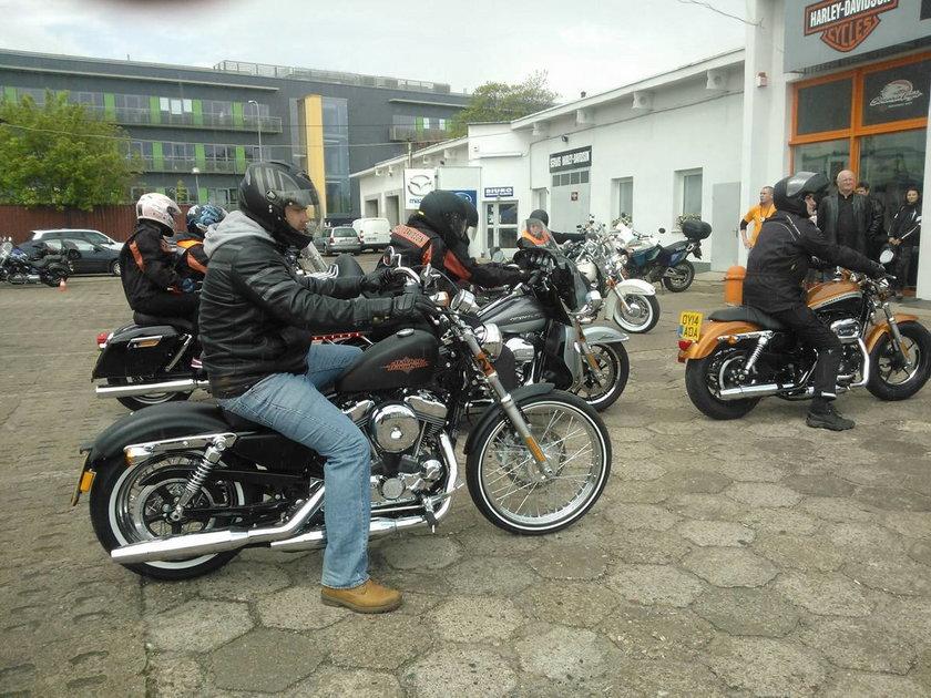 Harley on Tour w Gdańsku