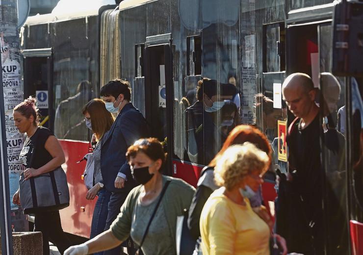 Gradski prevoz, GSP, maske