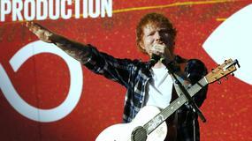 Zakochany Ed Sheeran walczy na ringu