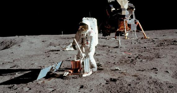 Ludzie, którzy byli na Księżycu