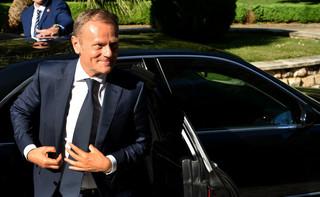 Tusk: Na decyzje Trumpa ws. Iranu i handlu UE odpowie na szczycie w Sofii