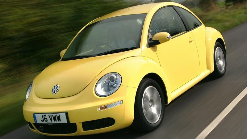 volkswagen new beetle bez w tpienia nie dla ludu moto. Black Bedroom Furniture Sets. Home Design Ideas