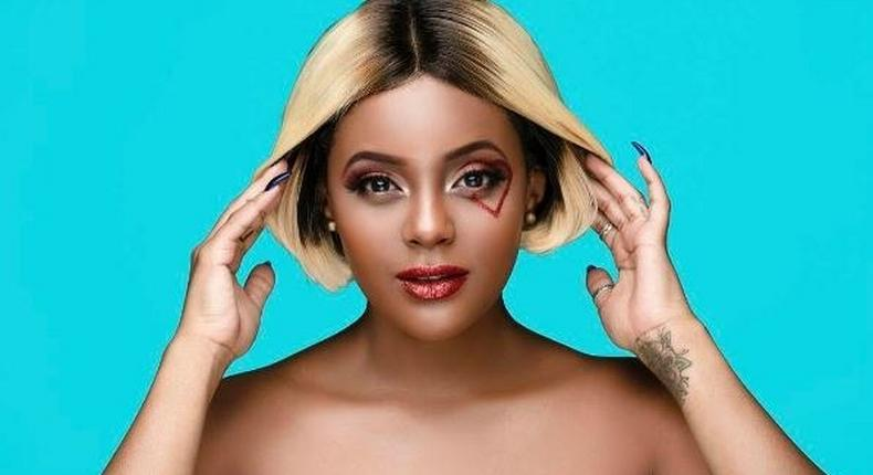 Mimi made her debut two weeks ago with her new song Shuga.