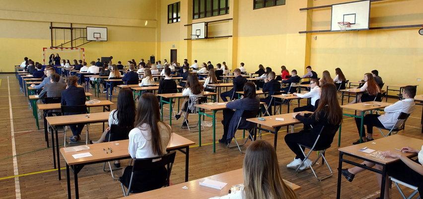 Egzamin ósmoklasisty 2021. Matematyka