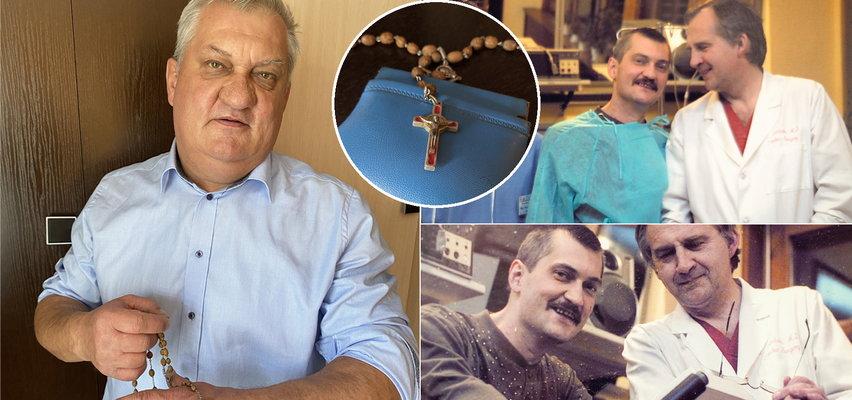 Jan Paweł II modlił się za niego. Mija 20 lat od tego cudu. Marek Breguła dziękuje rodzinie dawcy, który uratował mu życie