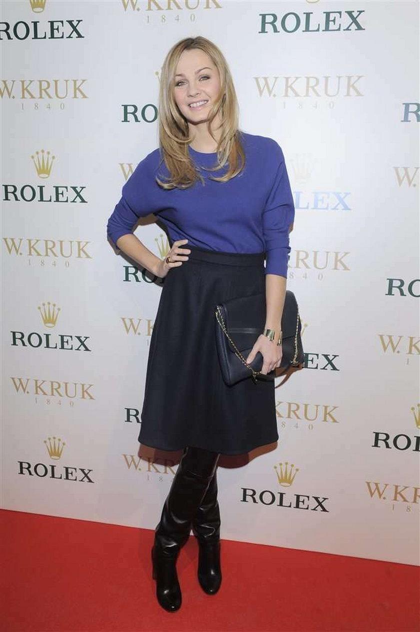 W.Kruk i Rolex