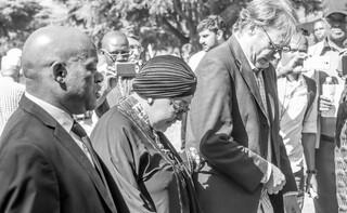 Nie żyje Winnie Madikizela-Mandela, żona Nelsona Mandeli