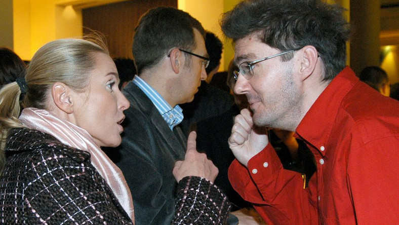 Hanna Lis i Kuba Wojewódzki