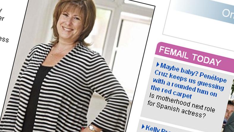 Zmniejszanie piersi uratowało ją przed rakiem