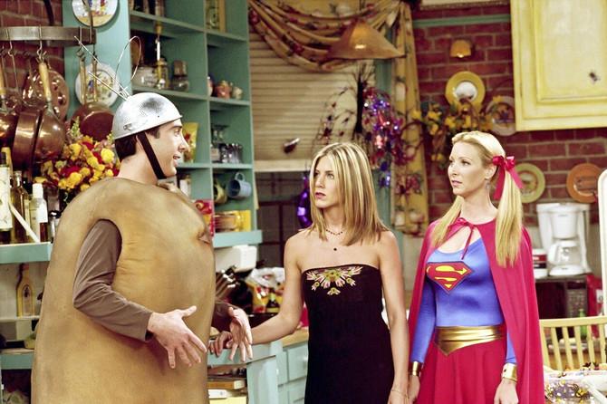 Scena iz kultne serije