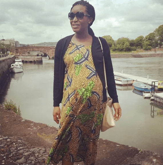 Top Nigerian celebrity maternity styles