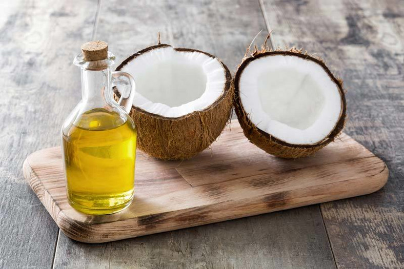 Coconut oil is a good product for taking off makeup [Health and Fitness City]