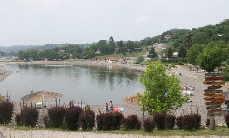 Tuzla jezera