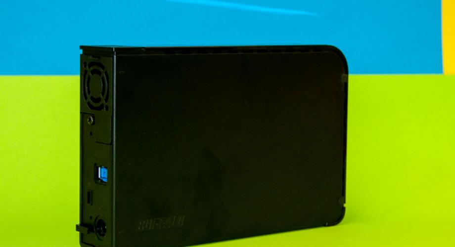 USB-Platte Buffalo Drivestation Velocity 3 TByte im Test
