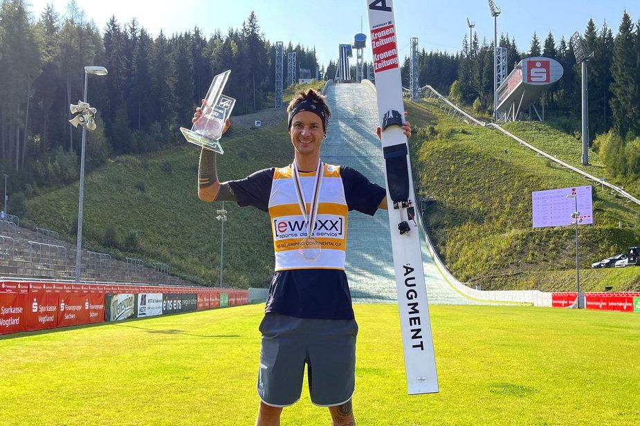 Manuel Fettner - zwycięzca LPK 2021