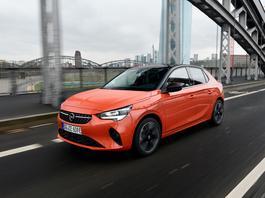 Opel Corsa-e – maraton z prądem