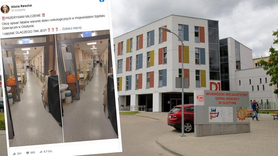Wojewódzki Zespolony Szpital Dziecięcy w Olsztynie
