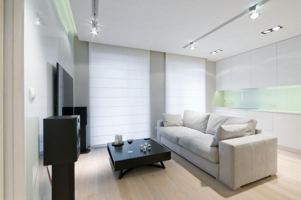 Apartament - projekt Hola Design
