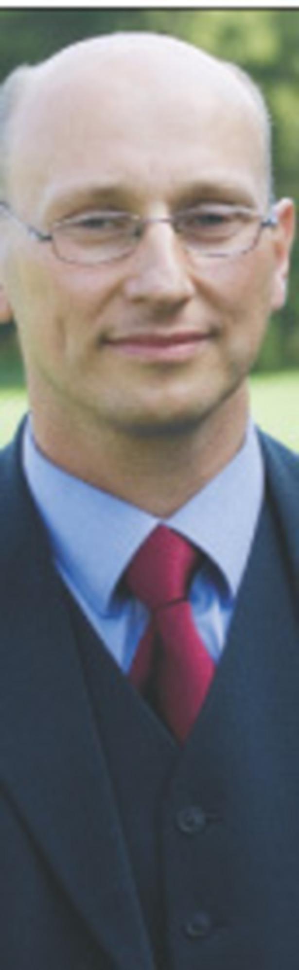 Wojciech Przybyś, dyrektor generalny firmy Quintiles, najlepszy pracodawca 2009 roku