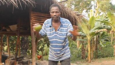 Sarkodie mounts search for farmer who rapped his political songs word for word (WATCH)