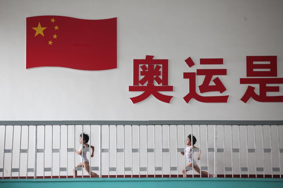 Sport: I miejsce — Yuan Peng, Chiny