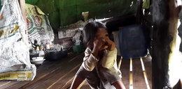 4-latka była przez 2-lata przykuta do ściany!