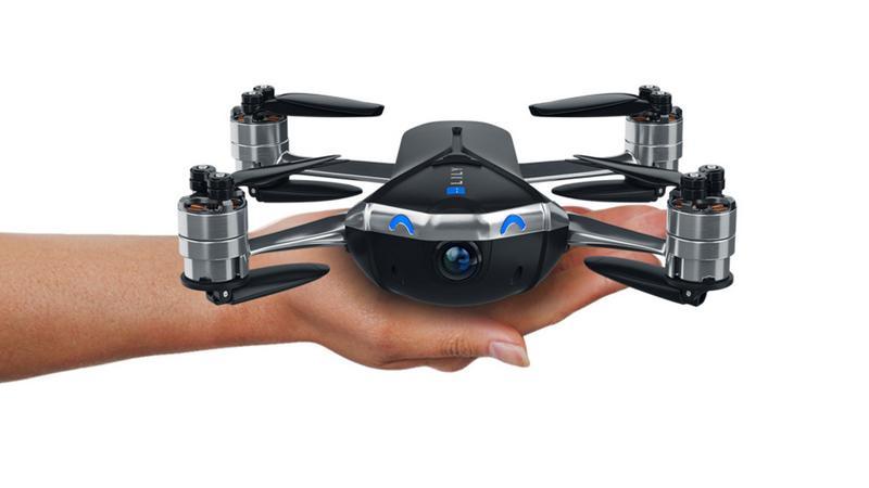 Dron Lily powraca w nowej wersji